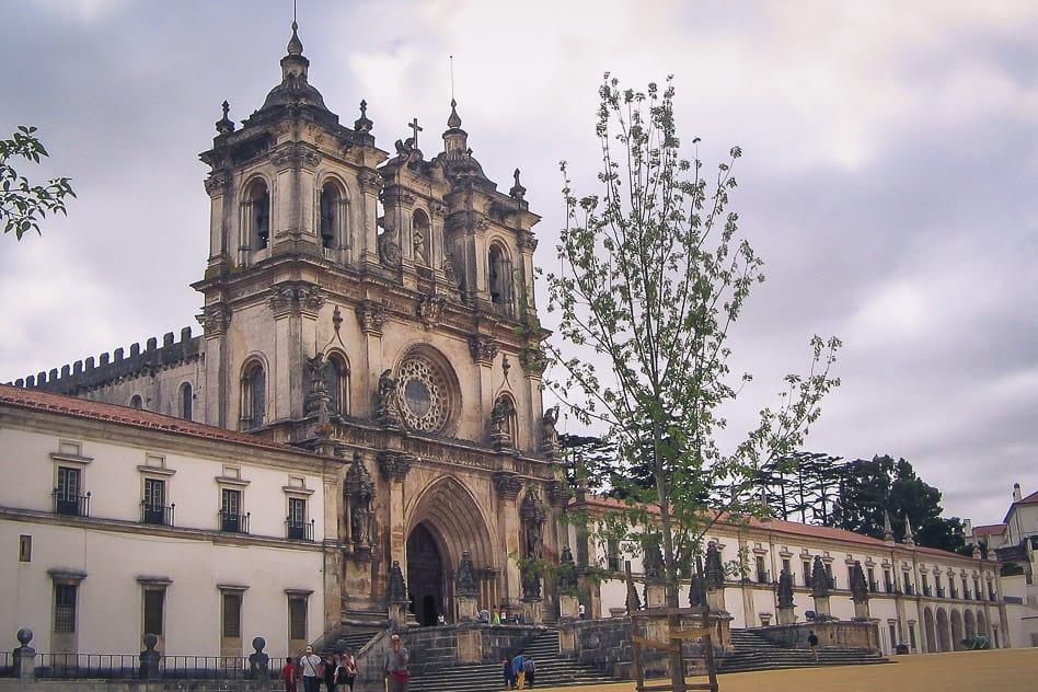Alcobaca Monastery Northern Portugal Unesco