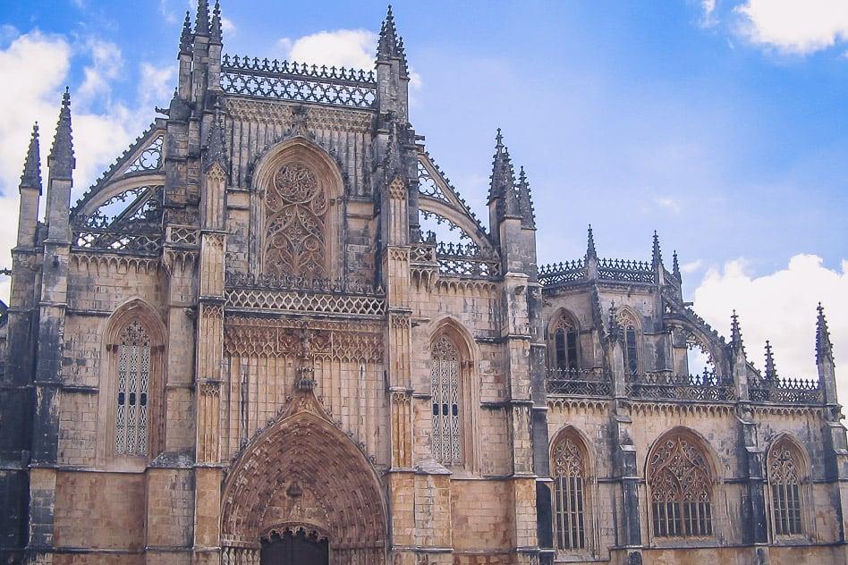 Batalha Monastery Northern Portugal Unesco