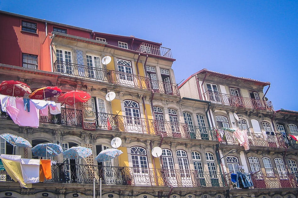 Porto Northern Portugal Authentic Houses