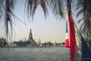 Citytrip Bangkok Thailand Bezoek