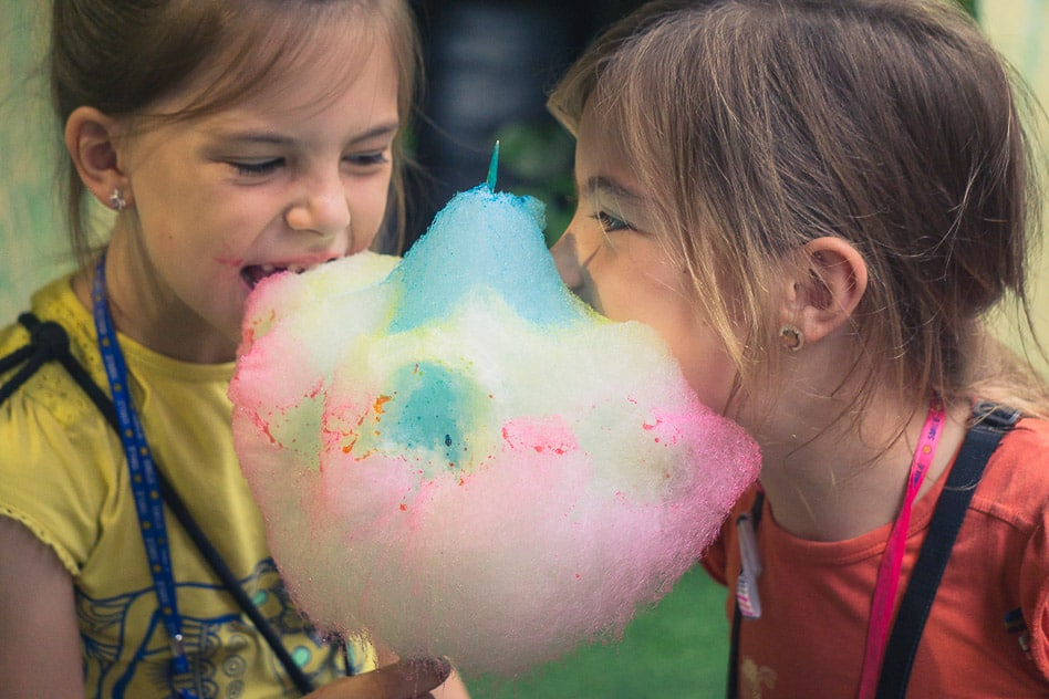 Ipoh Concubine Lane Kids Sugar Treat
