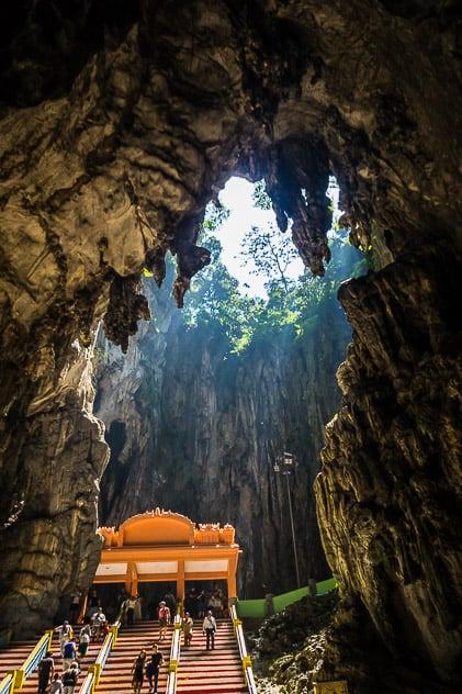 Temple Cave Batu Caves Malaysia