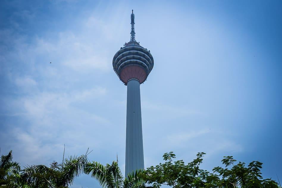 Menara Tower Visit Kuala Lumpur with Kids
