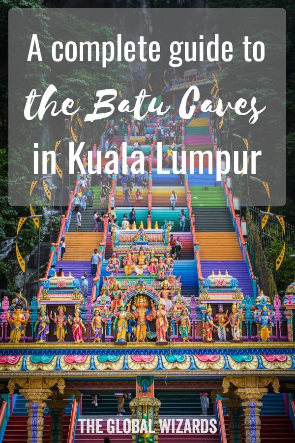 Kuala Lumpur Batu Caves Guide Visit Temples
