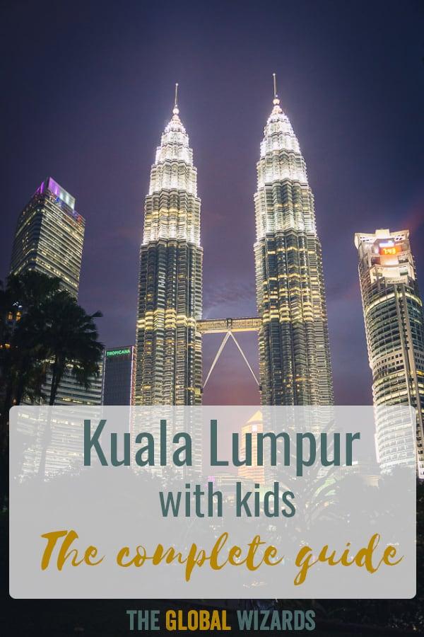 Pinterest Share Kuala Lumpur With Kids
