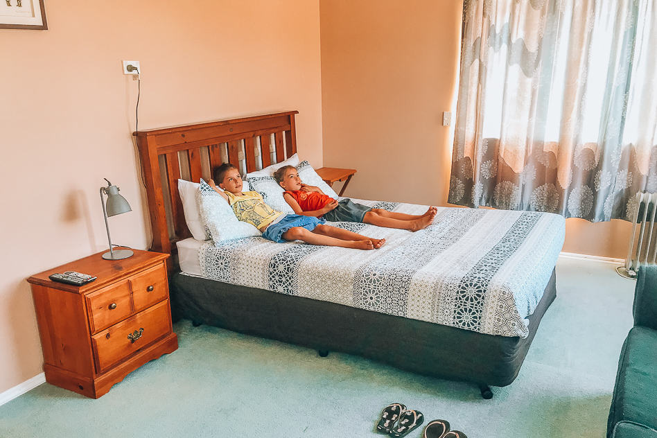Family Accommodation Relax Pelorus Bluemoon Lodge Apartment