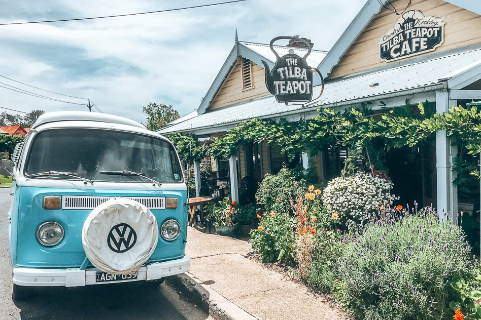 Central Tilda Beautiful Village NSW VW Bus