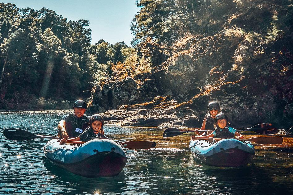 Pelorus Eco Adventures Hobbit Kayak Tour New Zealand