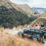 A jeep tour with Nomad Safaris, an amazing family adventure!