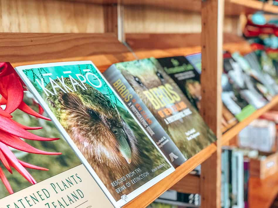 Shop Books Orokonui Ecosanctuary New Zealand