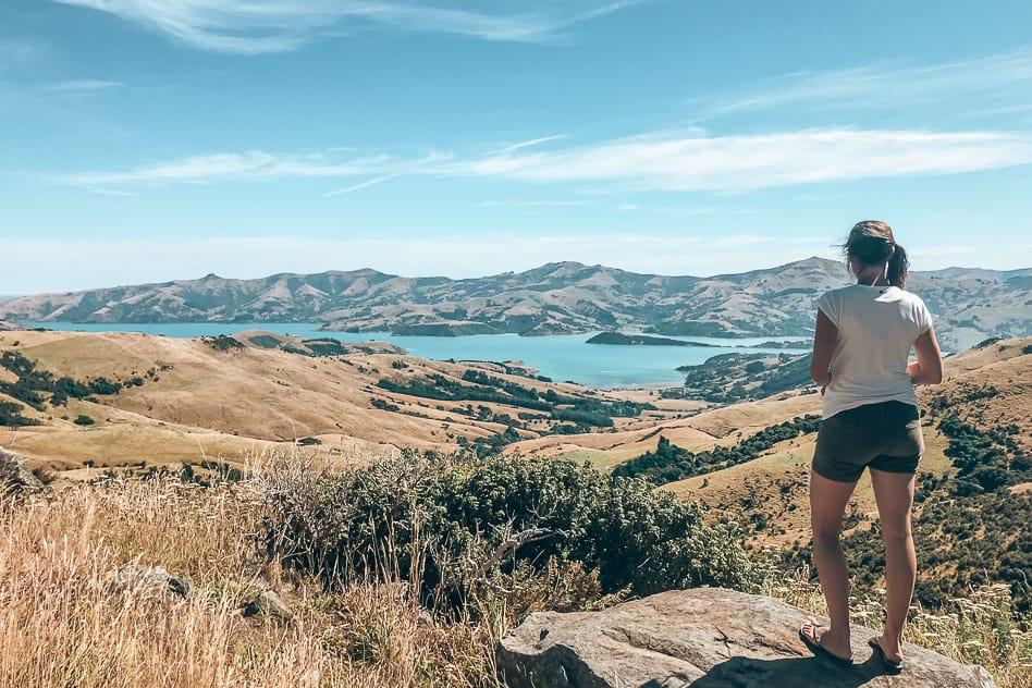 Banks Peninsula Viewpoint