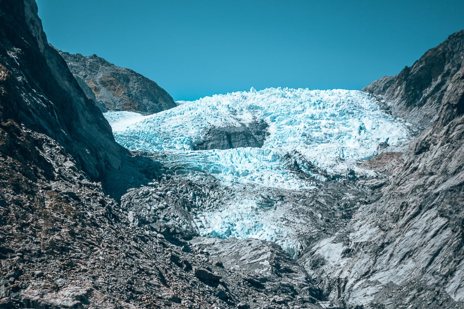 Franz Joseph Glacier New Zealand Ice