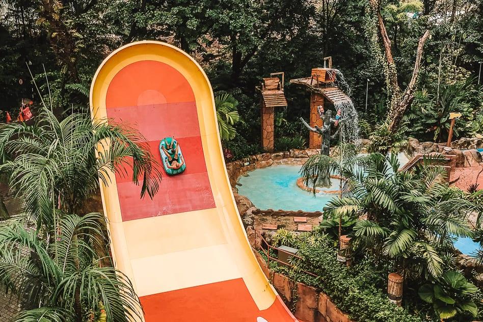 Kubarango Nickelodeon Slide Tube Sunway