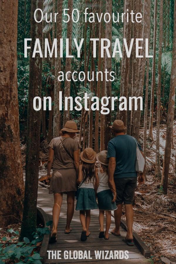 Pinterest Family Travel Inspiration Families Instagram