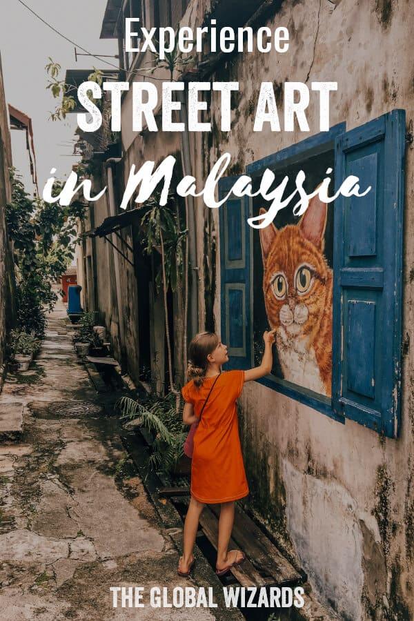 Street Art Malaysia Kids Pinterest