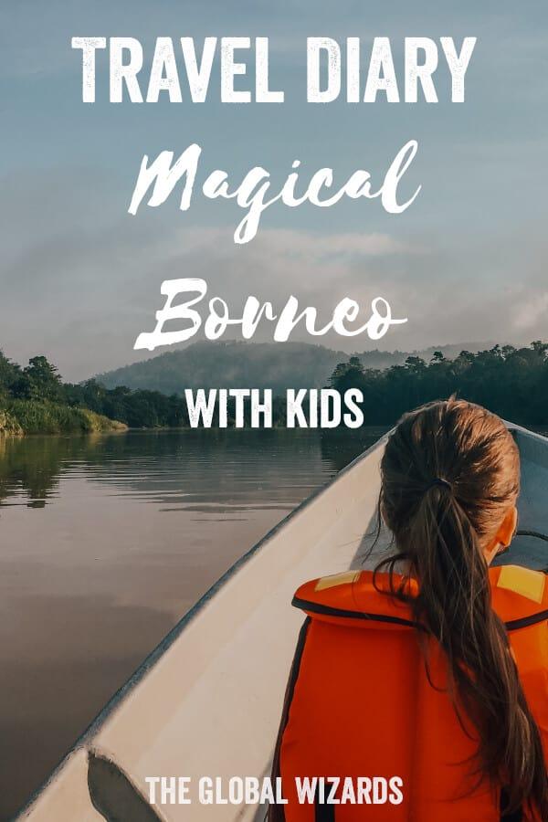 Pinterest Borneo Kids Malaysia Jungle
