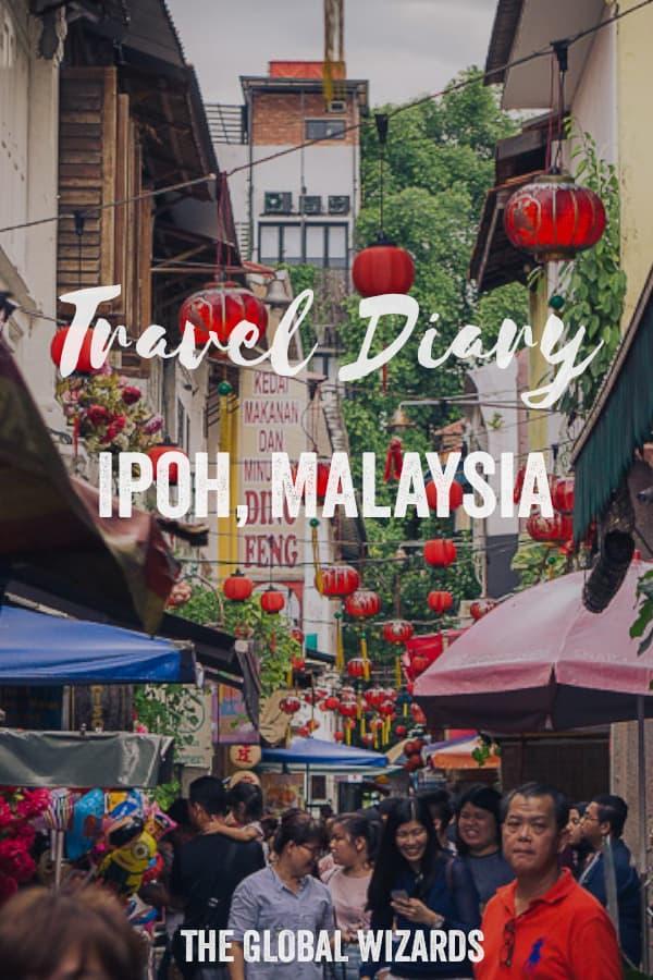 Pinterest Visit Ipoh Malaysia Street Art