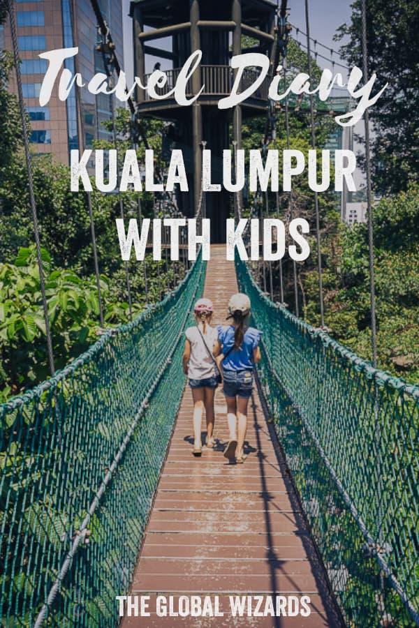 Pinterest Kuala Lumpur Malaysia Kids Travel Diary