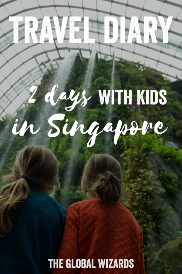 Pinterest Travel Diary Singapore With Kids