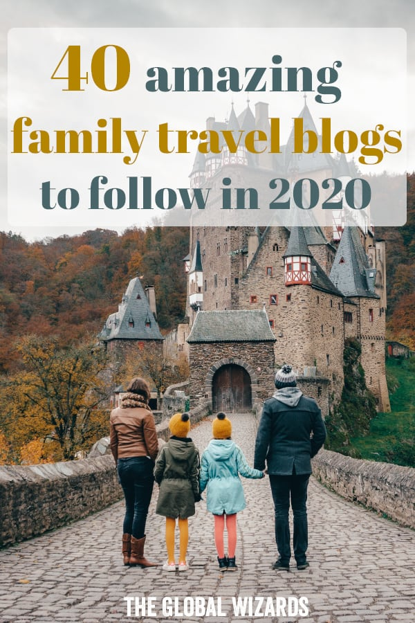 Family Travel Blogs List Germany Eltz