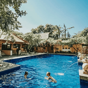 Pool Mercure Resort Sanur Bali