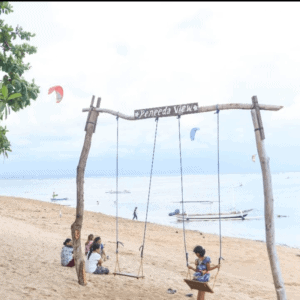 Beach Peneeda View Sanur