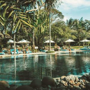 Pool Segara Village Hotel Sanur Bali