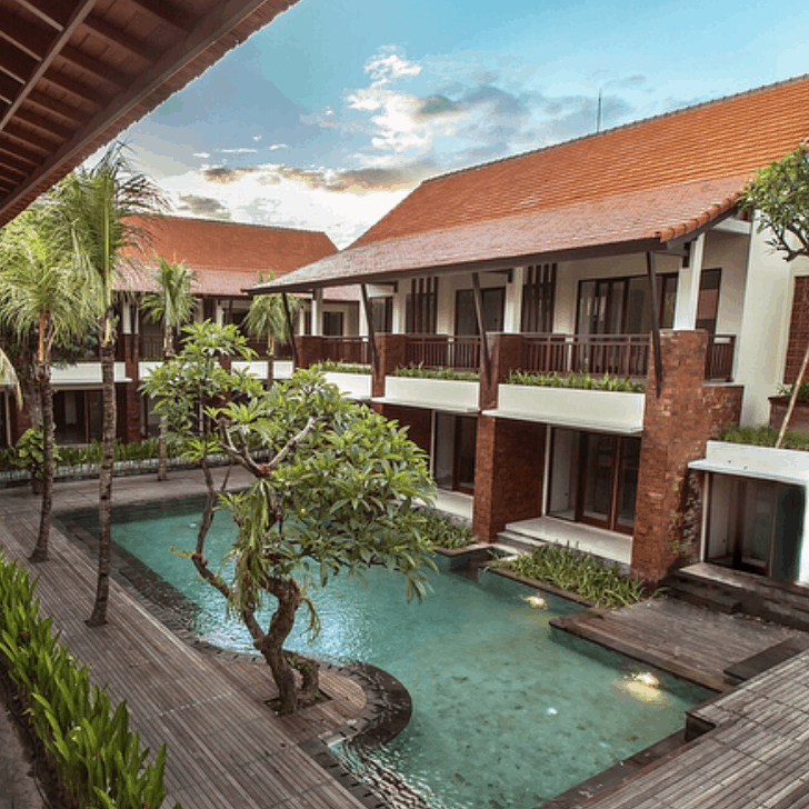 Family Resort Arena Living Hotel Sanur