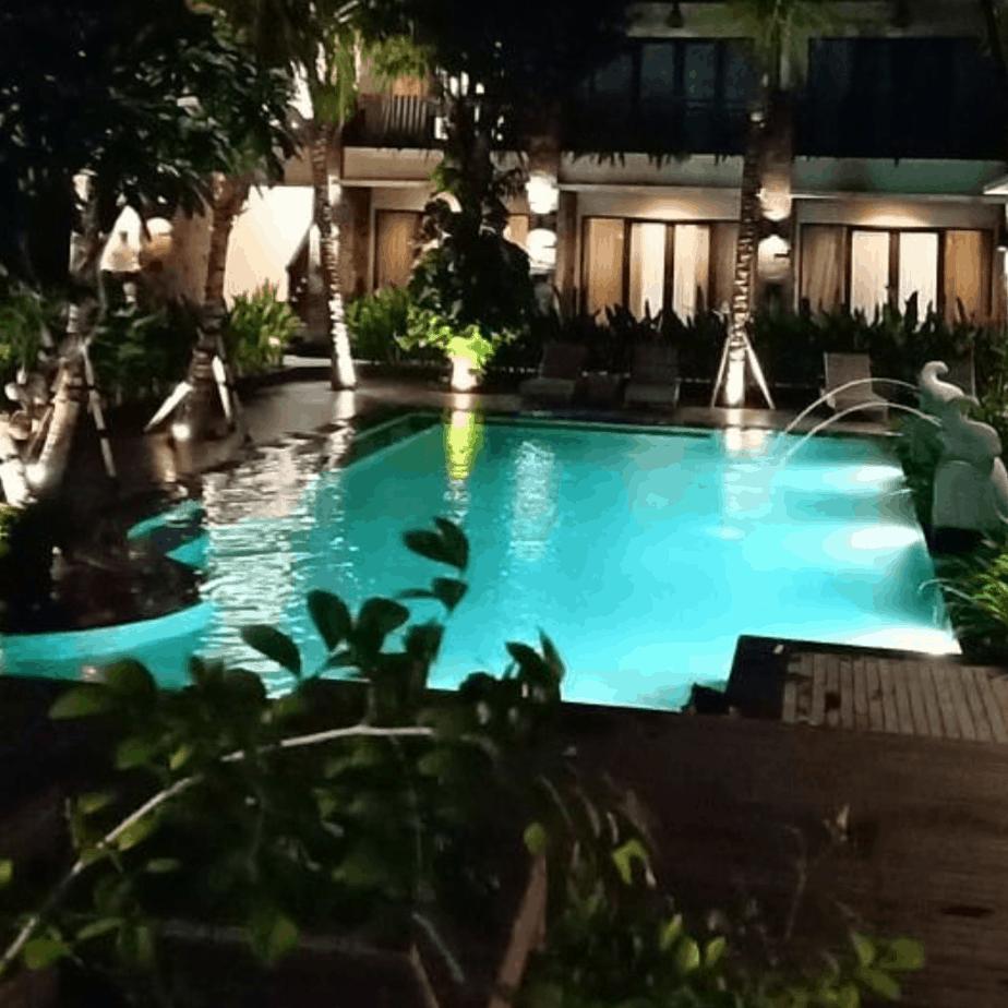 Pool Arena Living Hotel Bali Sanur