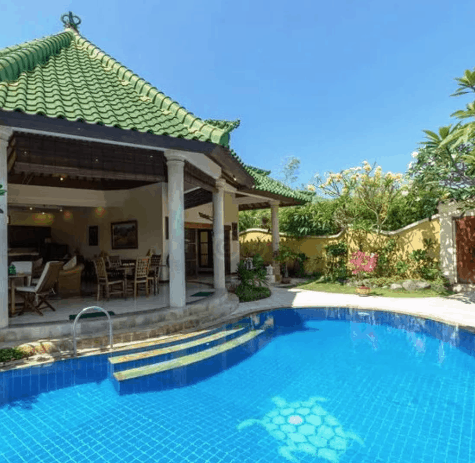 Emerald Villas Sanur Bali Private Pool