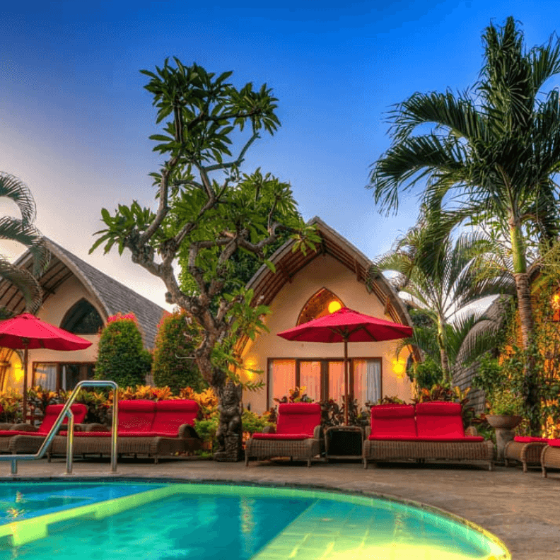 Klumpu Bali Family Resort Sanur