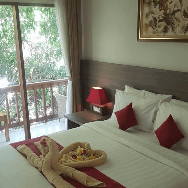 Room Puri Kesari Sanur Bali