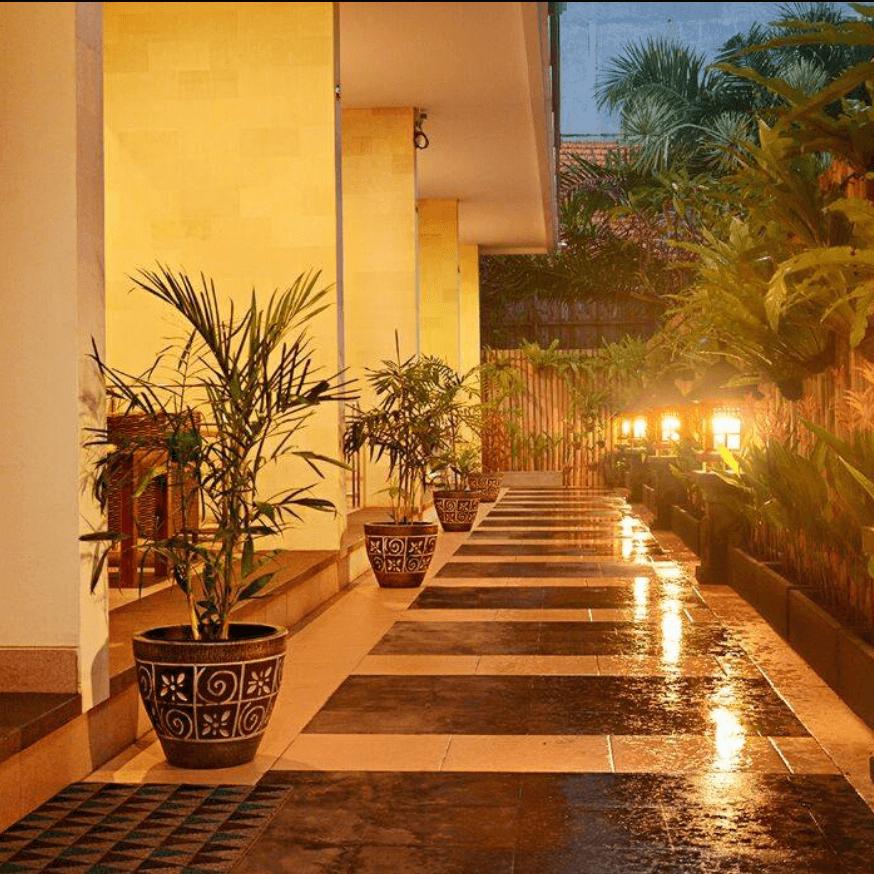 Puri Kesari Guesthouse Sanur Bali