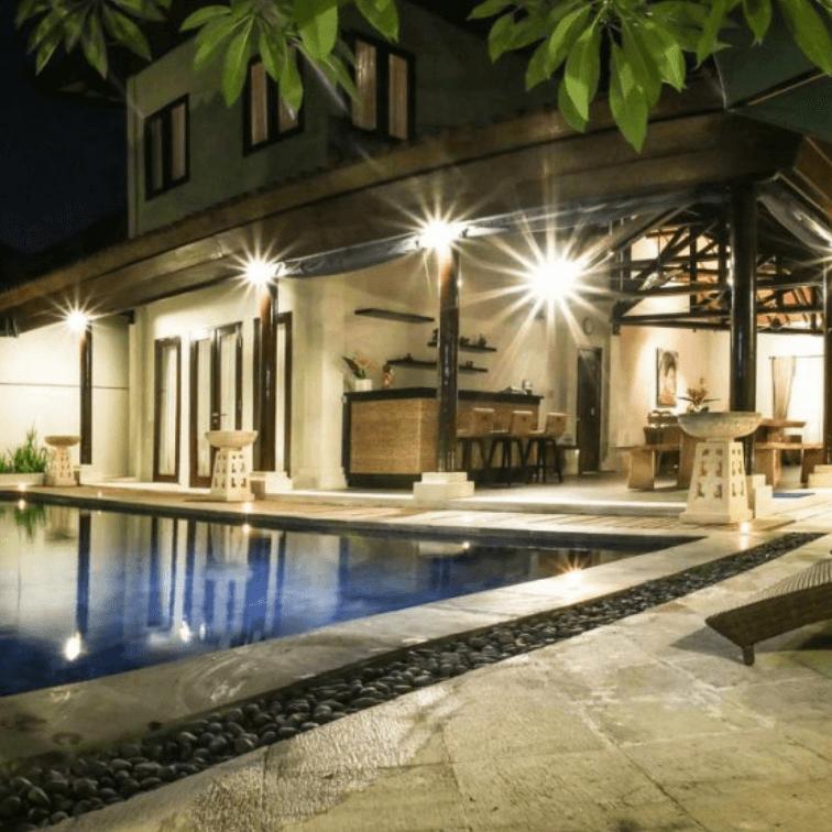 Family Bungalow Linda Villas Sanur Bali