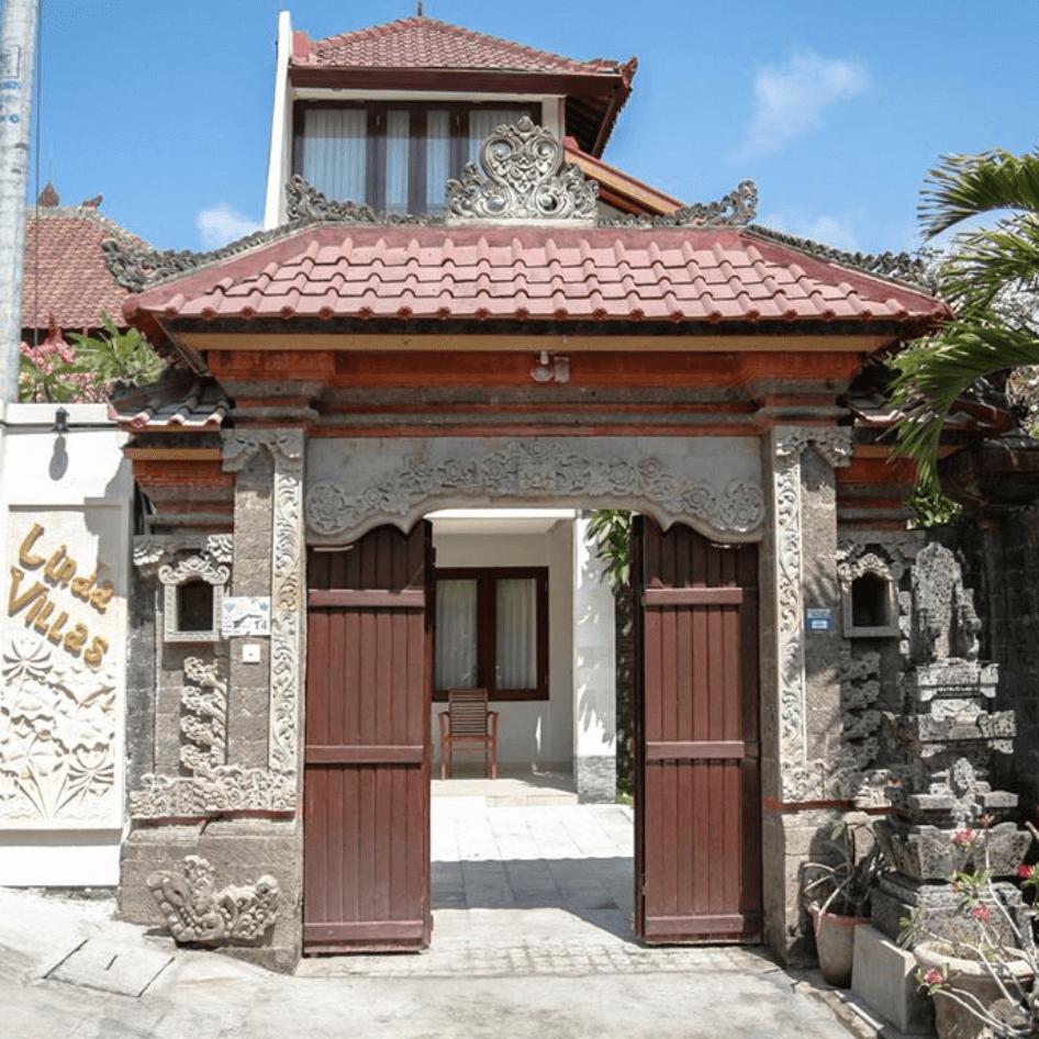 Linda Villas Centre Sanur Bali