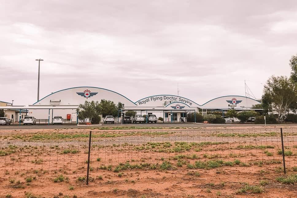 Alice Springs Outback Australia Royal Flying Doctors