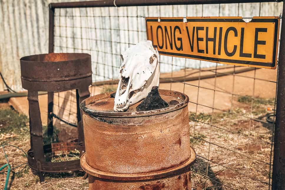 Banka Banka Outback Campground
