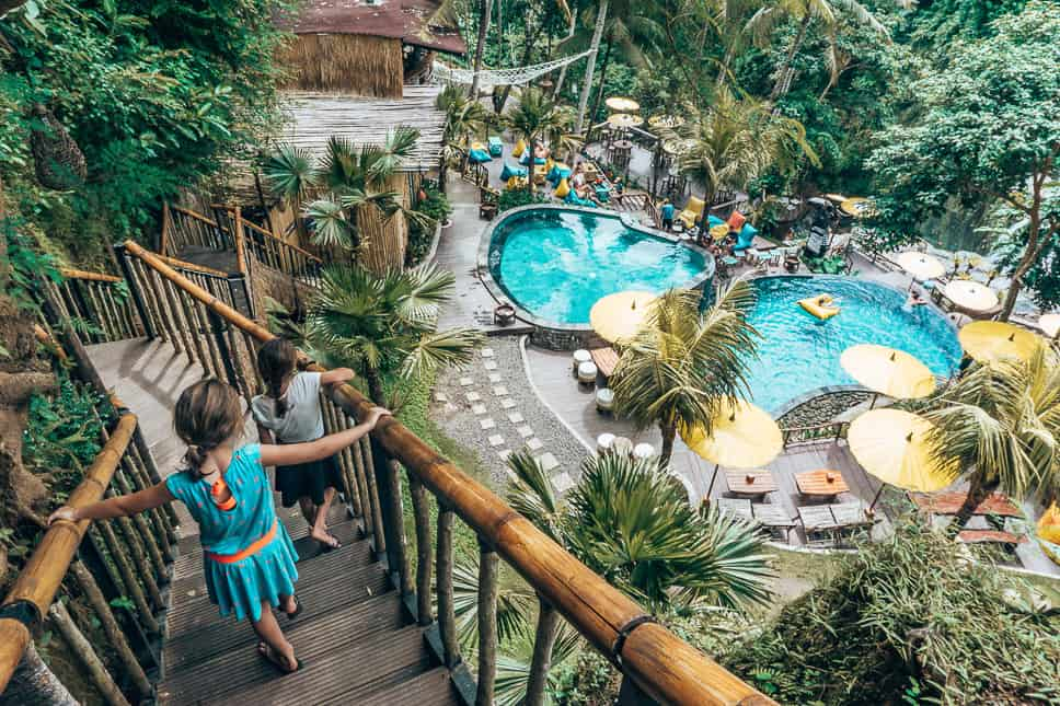 Dtukad River Club Ubud Bali Kids