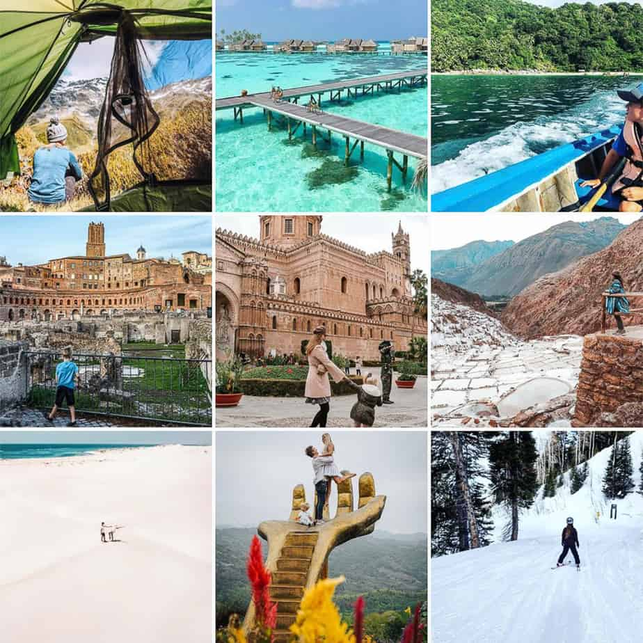 Famvacations Instagram Hub Family Travel