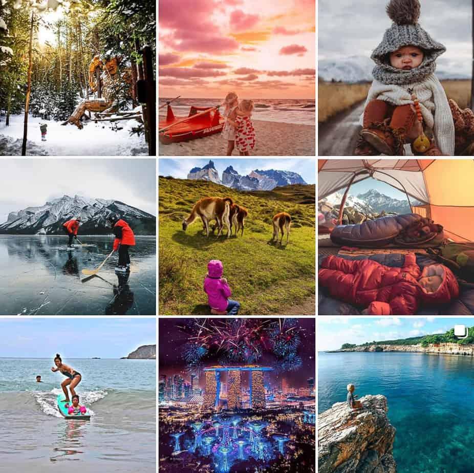 Familytraveller Instagram Hub Family Travel