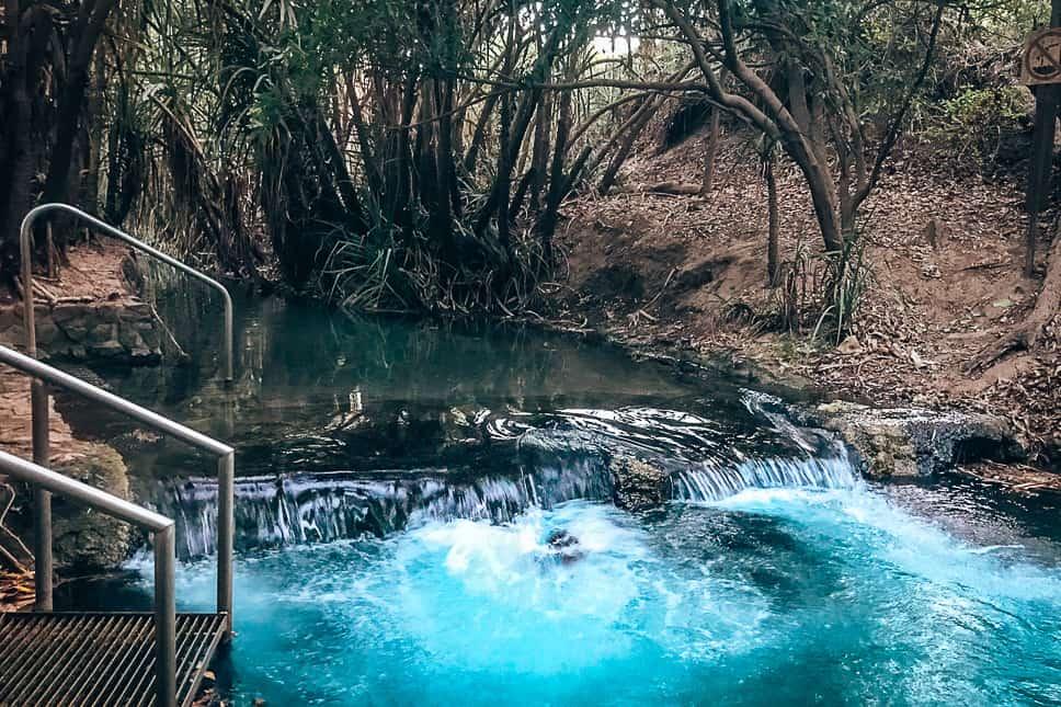 Katherine Hot Springs Thermal Pool