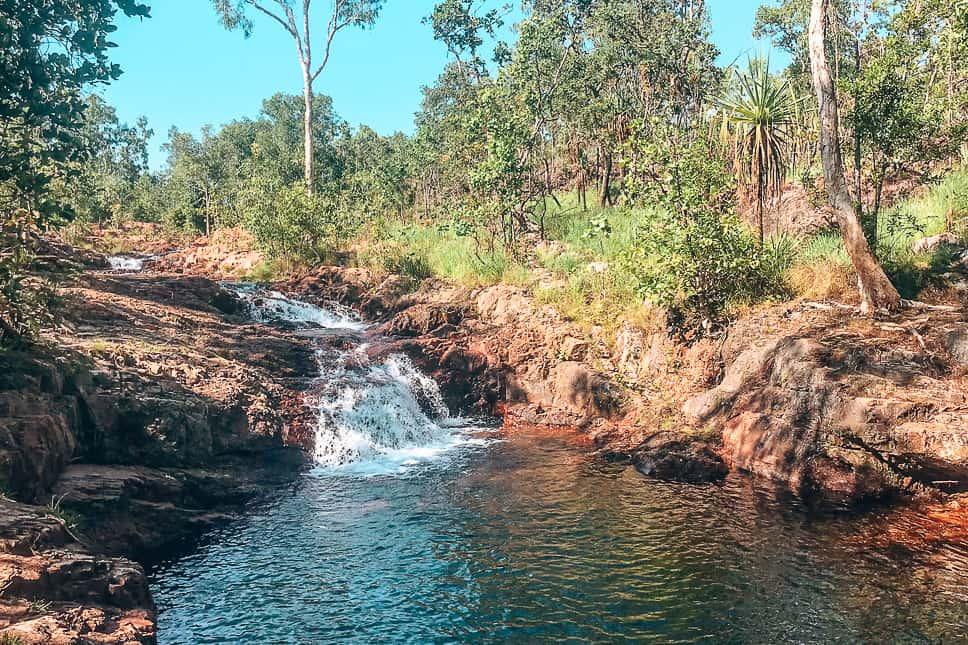 Litchfield National Park Buley Pool Cascade