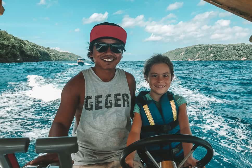 Manta Snorkel Tour Nusa Penida