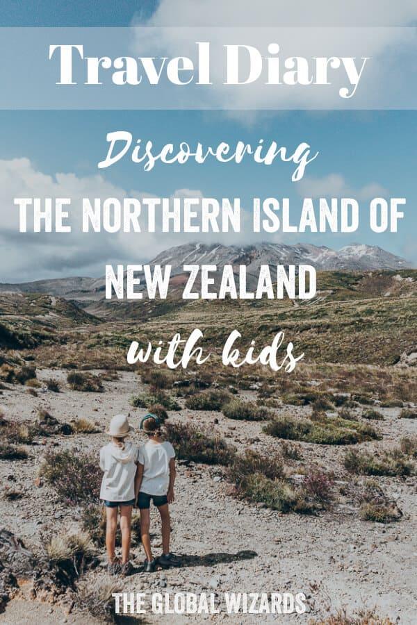 Rod Trip Kids Family Northern Island New Zealand