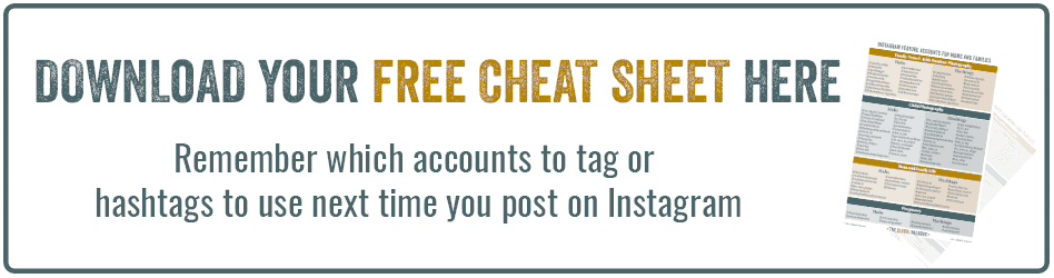 Download Cheat Sheet Instagram Mom Hubs Family Feature Accounts Kids