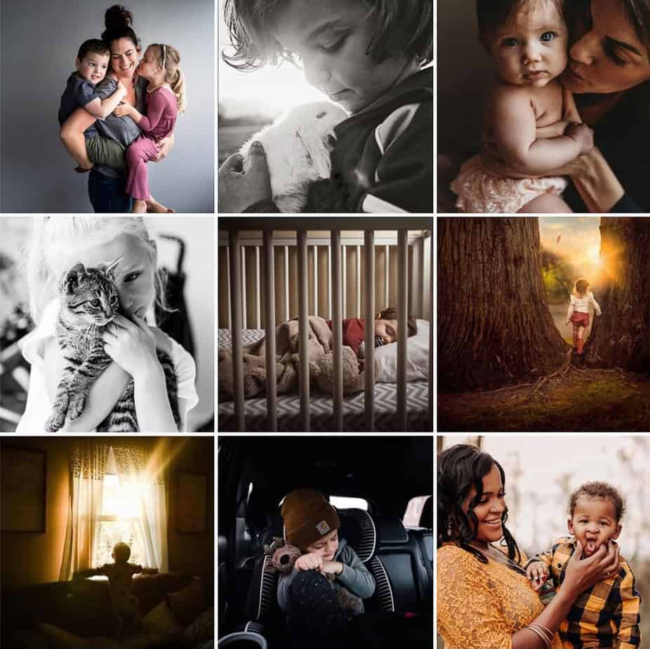 Camera Mama Mom Life Kids Photography Instagram Hub