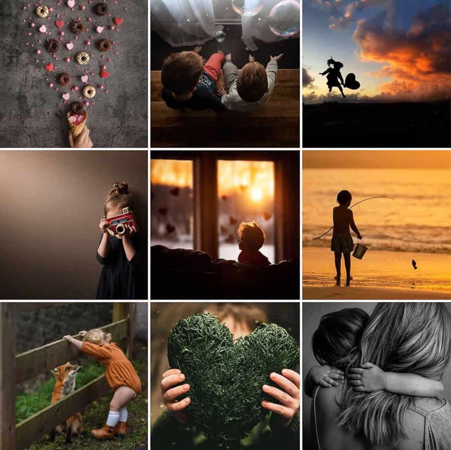 Project Faceless Instagram Hub Community Kids Photography