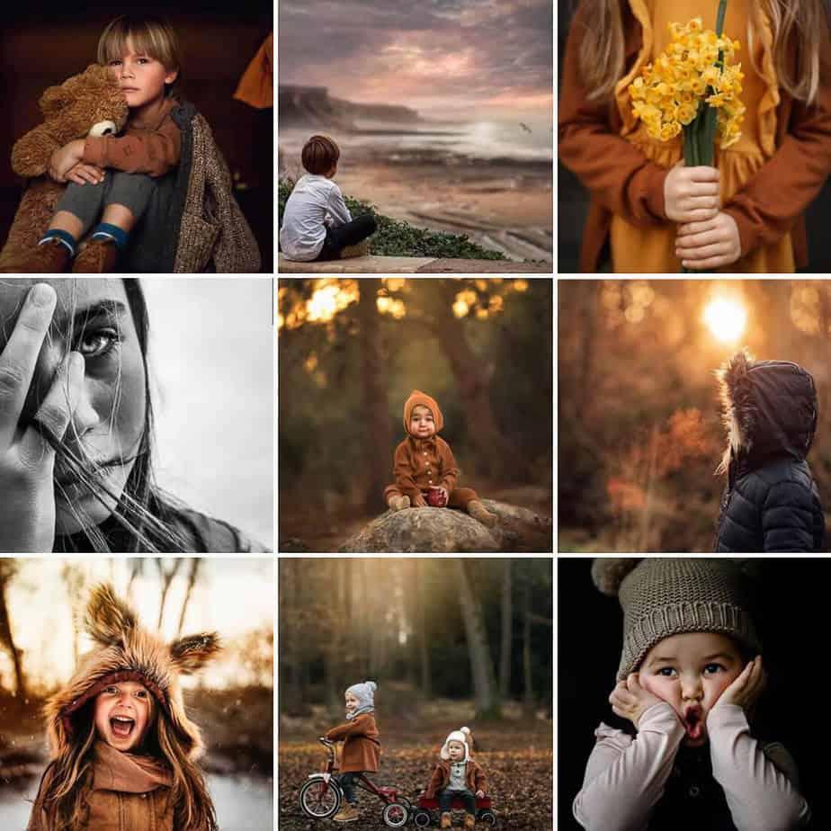Let them explore Kids Outside Instagram Feature Account