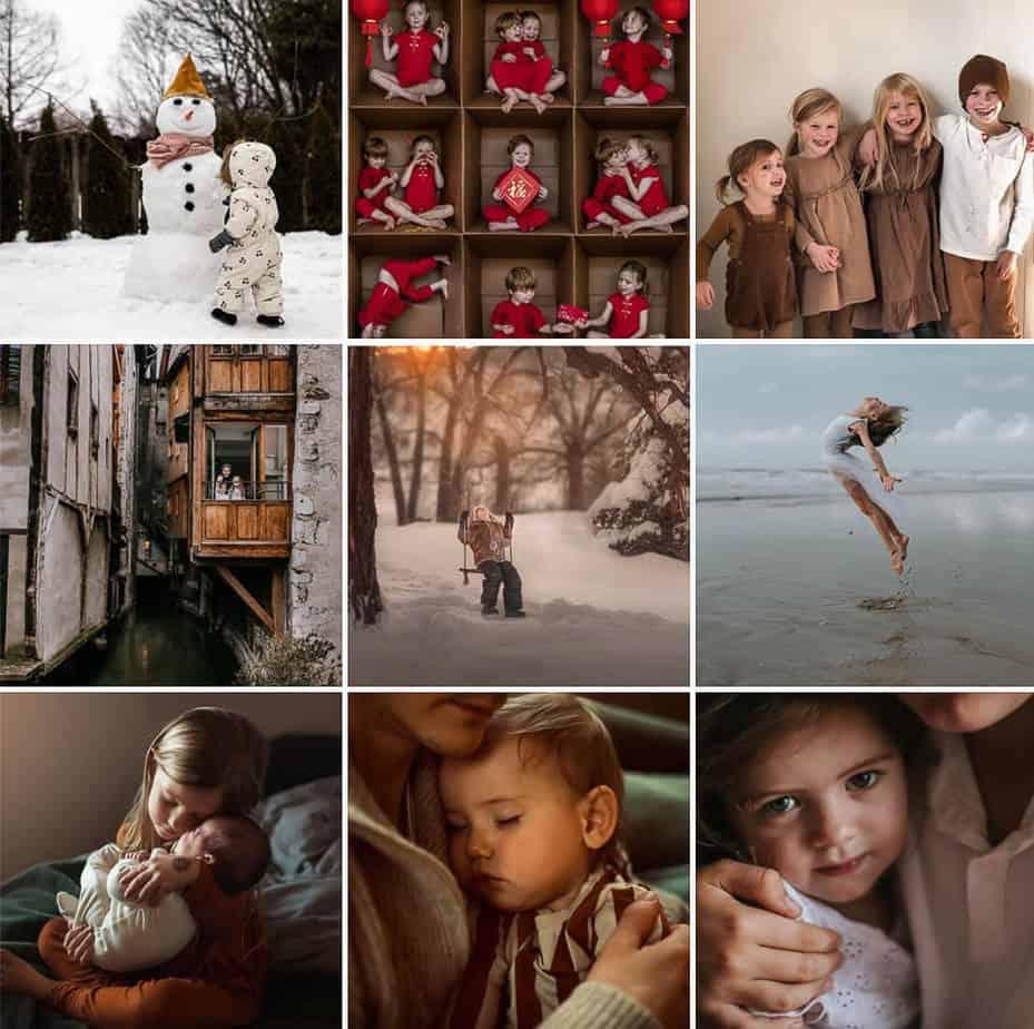Magic Of Childhood Iinstagram Hub Child Photography