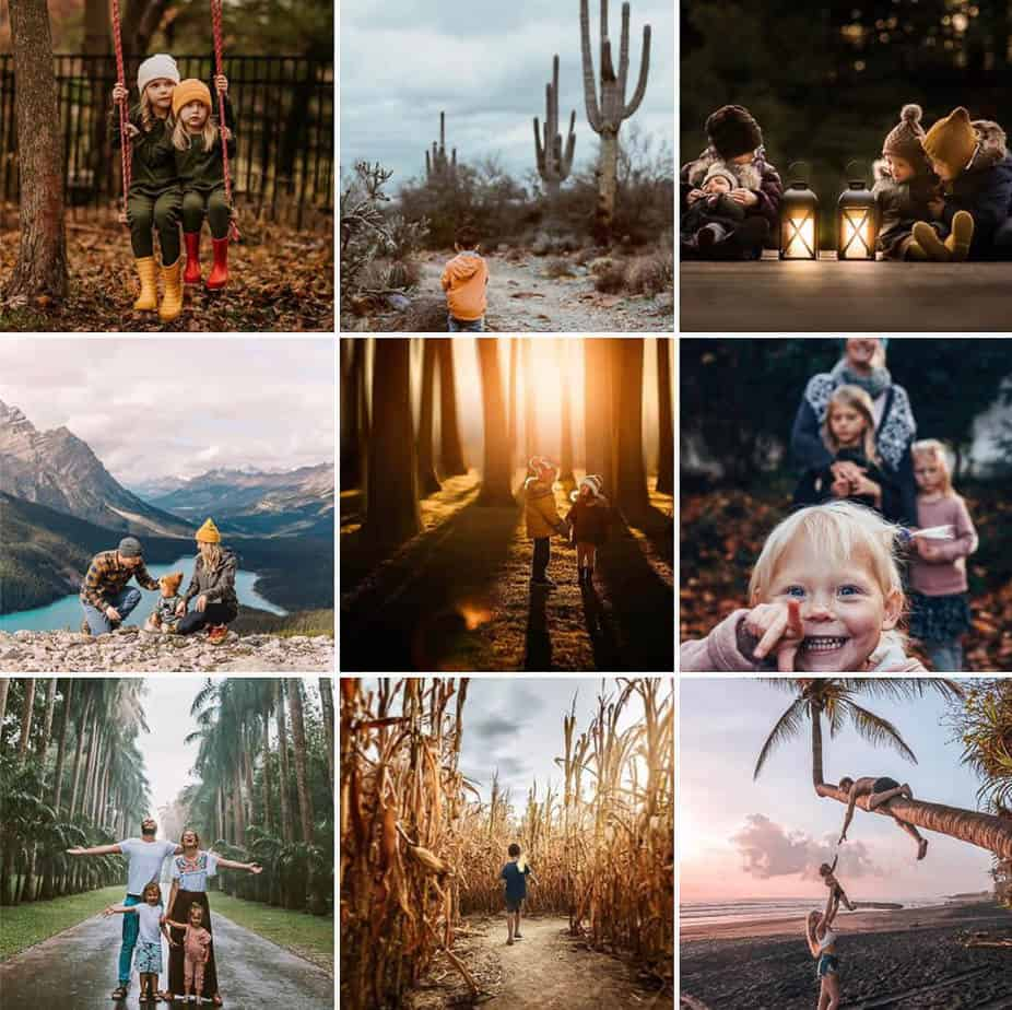 Magic of the wild ones Feature Account Instagram Family Travel Kids
